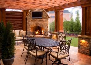 Outdoor Living Spaces by Outdoor Living Space Boyce Design Amp Contracting