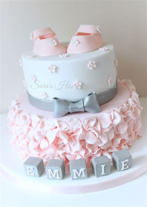 Cakes For Baby Shower by 25 Best Ideas About Baby Shower Cakes On
