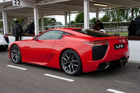 lexus red lexus lfa price modifications pictures moibibiki