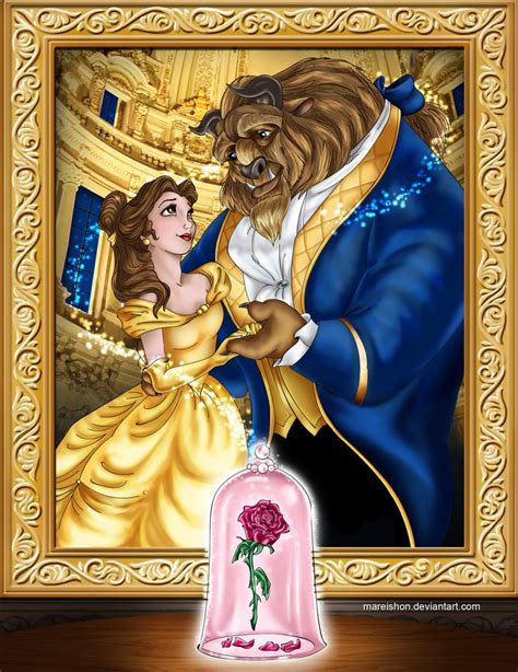 Where The Wild Things Are Wall Mural belle and the beast beast fan art 24571635 fanpop