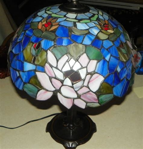 Stained Glass Desk Ls by Stained Glass L Shade Table L Ebay