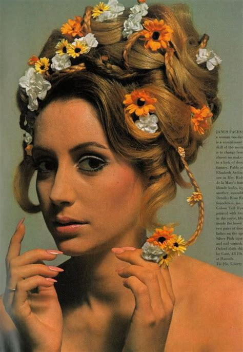 hairy sixties 45 best 70s hair makeup images on pinterest hair dos
