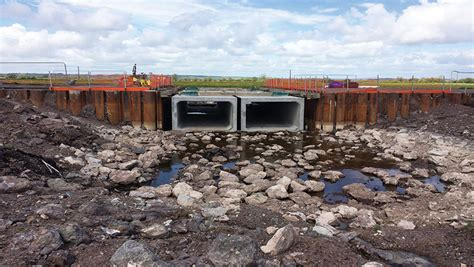 precast concrete culvert sections fp mccann precast concrete box culvert sections utilised