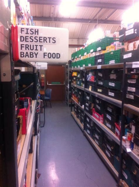 Medway Food Pantry by Saunders Klear Formerly Twtrland