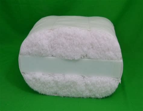cushion fillings guide foam core wraps feather fibre foam