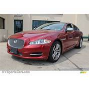 2012 Jaguar XJ In Italian Racing Red Metallic  V23409
