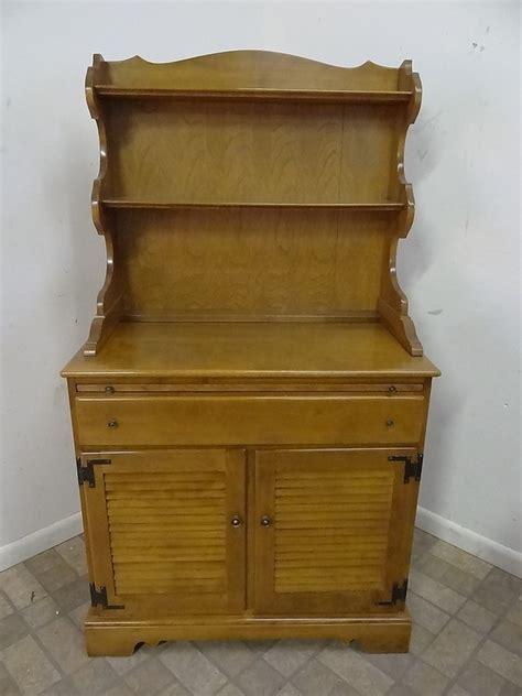 Ethan Allen Vintage Furniture by Ethan Allen Baumritter Heirloom Maple Antique