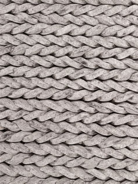 braided felt rug ligne 172 1 920 braided pile knotted felt rug from the ligne rugs collection at