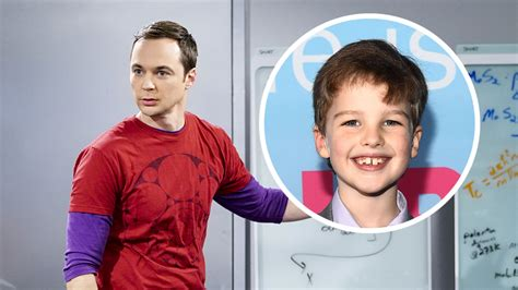 how old is actor young sheldon the big bang theory spinoff young sheldon ordered at