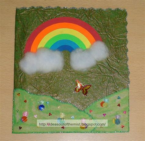 kitty themes for monsoon ideas out of the mist monsoon themed handmade invitation