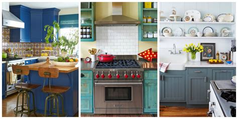 blue kitchen decorating ideas 10 beautiful blue kitchen decorating ideas best blue
