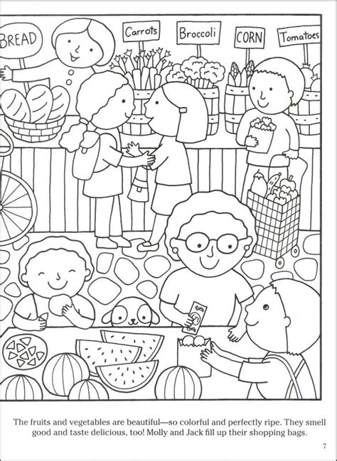 healthy habits coloring pages coloring coloring pages
