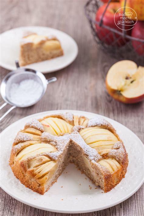 kalorienarmer kuchen backen gesunder apfelkuchen backen macht gl 252 cklich