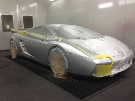 Sprei Car On The Go lamborghini gallardo murciliago kass smash repairs