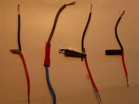 4 maneras de conectar un cable soldadura hazlo tu