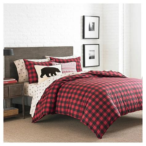 eddie bauer bedroom set mountain plaid comforter set eddie bauer 168 target