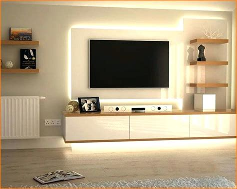 Decoration tv wall units for living room