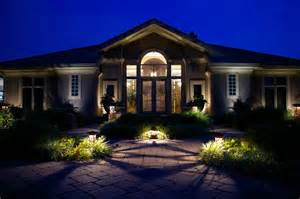 Landscape Lighting Miami Beautiful Landscape Lighting Design For Your Home Front Yard Landscaping Ideas
