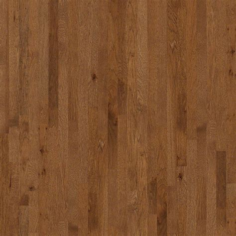 shaw floors solid hardwood flooring rustic hickory collection rich cocoa hickory 2 common