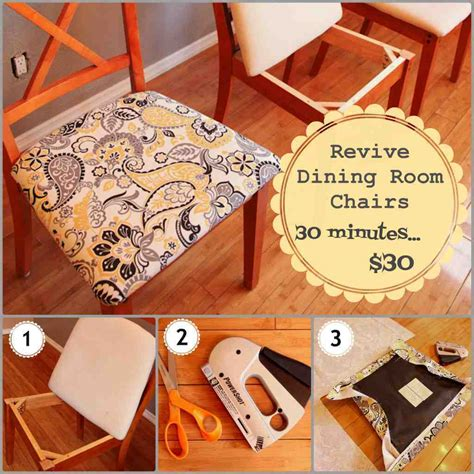 Diy Chair Covers Dining Room by Diy Dining Room Chair Covers Decor Ideasdecor Ideas