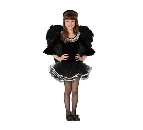 imagenes angel negro disfraz de 193 ngel negro para ni 241 as de 3 a 4 a 241 os