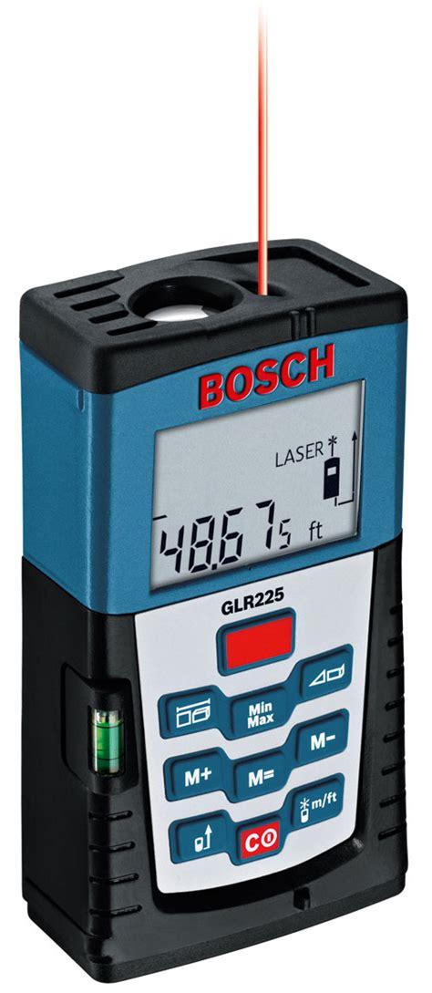 Bosch Meter Laser Bosch Glr225 Laser Distance Measurer Ca Tools