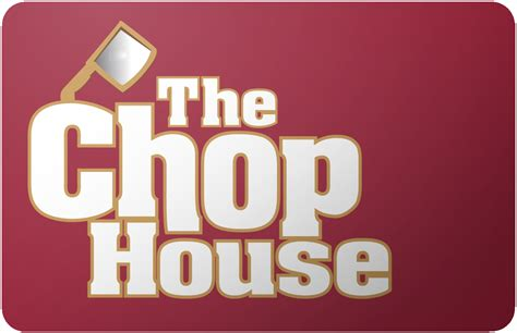 Chop House Gift Card - buy the chop house gift cards discounts up to 35 cardcash