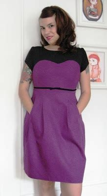 Macaron Dress gertie s new for better sewing colette patterns
