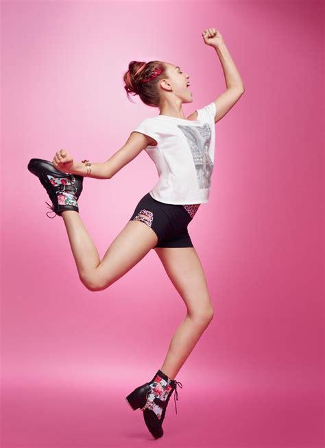 Sia Chandelier Behind The Scenes Dancer Maddie Ziegler Lands Betsey Johnson X Capezio