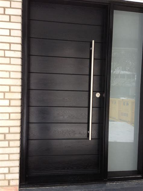 Contemporary Wood Doors Exterior Modern Doors Modern Front Doors Other Metro By