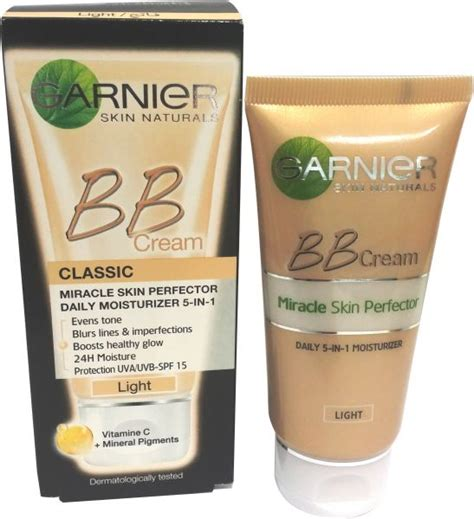 garnier bb classic 50ml light review and buy in