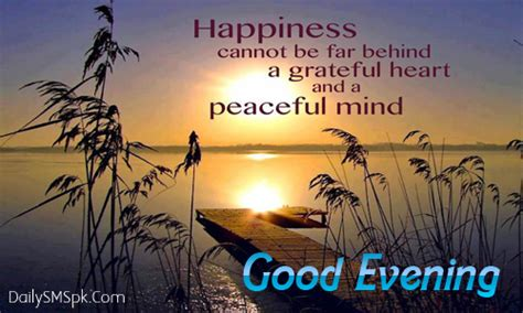 Evening greetings quotes m4hsunfo