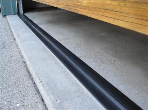 Weather Stripping For Garage Door by Garage Door Weather Stripping For Floor Home Interiors