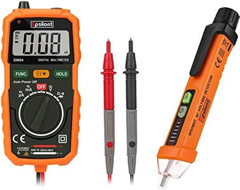 Multimeter Malaysia epsilont auto ranging digital multimeter and voltage