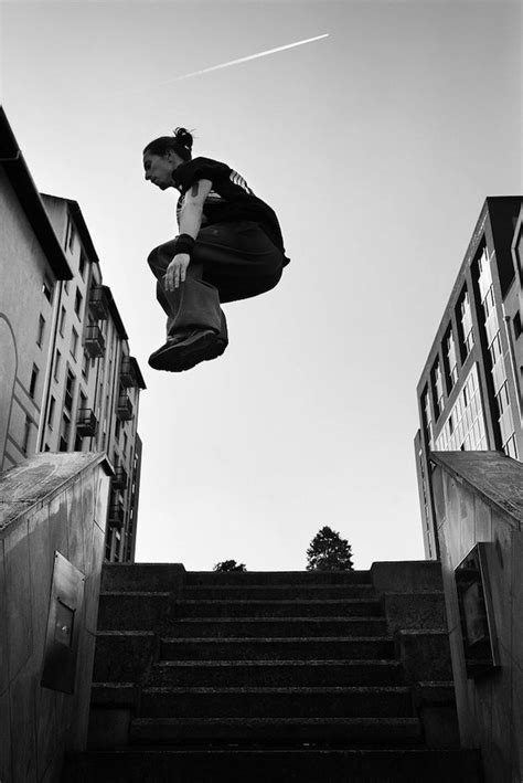 Parkour Free Running – Fubiz Media