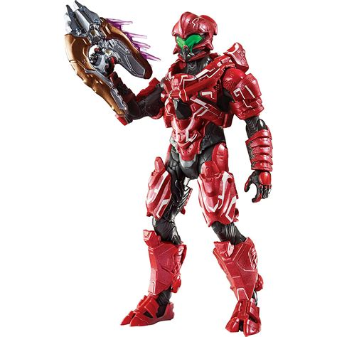 halo 1 figures halo 6 quot figure spartan helioskrill at hobby warehouse