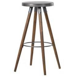 fett industrial chic bar stool