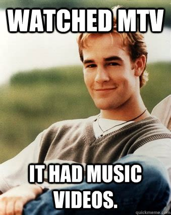 90s Music Meme - kids today never mind tap dancing fingers