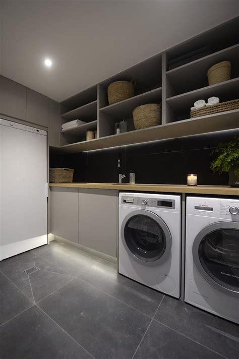 laundry design the block the block triple threat wk 4 l cellar laundry powder room