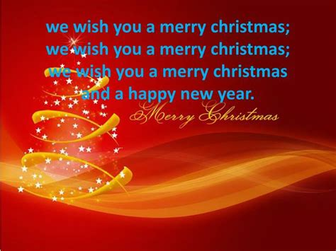 good tidings  bring     kin     merry christmas   happy