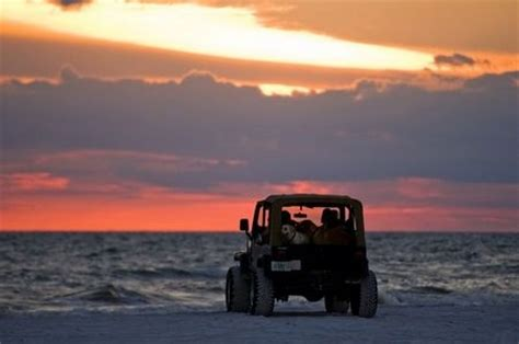 Jeep Beach Sunset Lovin Life Beach Ocean Vacation