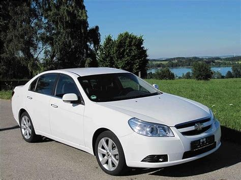 chevrolet epica ls 2011 chevrolet epica ls wallpapers and performance reviews