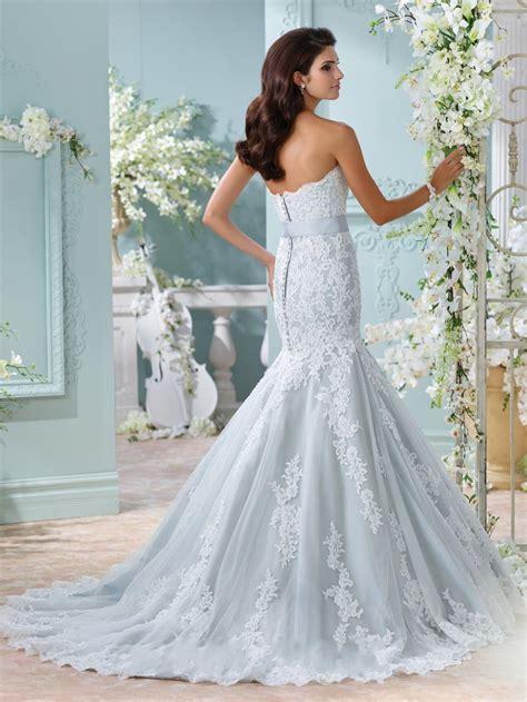 a blue wedding dress light blue wedding gowns for trendy bride weddceremony