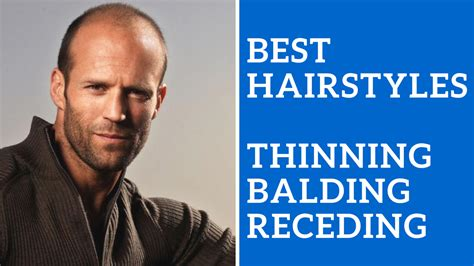 best haircut for receding hairline over 40 mens hairstyles for thin hair over 40 hairstyles