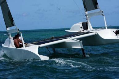trimaran zion yacht design progettazione nautica quot happy feet quot due