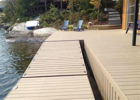 boat dock decking material dock decking material build a super waterproof docks floor