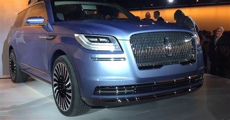 lincoln navigator  gullwing doors stuns   york