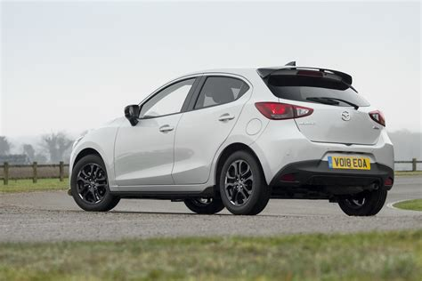 mazda 2 sport 2018 mazda2 gets sport black limited edition with aero kit