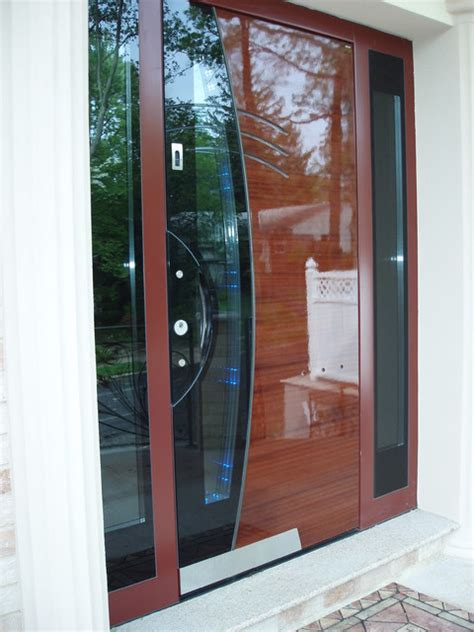 High End Front Doors High End Exterior Interior Doors Ny Modern Front Doors New York By Porta