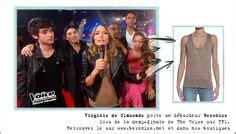 alessandra sublet leather dress tv host alessandra sublet with berenice leather dress